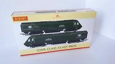 Hornby R3685 GWR Class 43 Intercity HST 43005/43041 Meningitis Trust OO Gauge