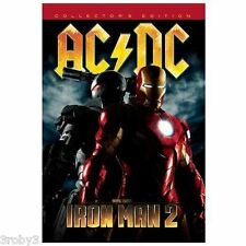 AC/DC AC DC IRON MAN 2 COLLECTOR'S EDITION CD + DVD (NTSC) COMPLETE