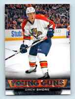 2013-14 Upper Deck Young Guns Drew Shore RC #221