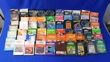 Lot of 59 Atari 2600 Misc Game Boxes Sega Activision Tele-Games -BOXES ONLY-