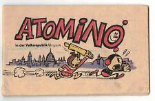 Atomino IN The People's Republic Ungarn Comic GDR ! (D