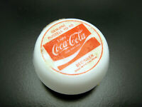Vintage Coca Cola Coke Russell Philippines Beginner Yo Yo Toy Red White