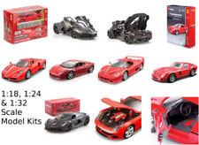 Coches, camiones y furgonetas de automodelismo y aeromodelismo Ferrari de escala 1:18