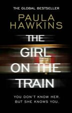 The Girl on the Train,Paula Hawkins- 9781784161101
