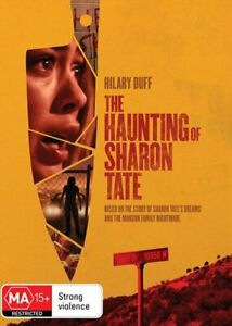 Haunting Of Sharon Tate, The DVD