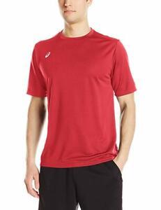ASICS Men's Circuit 8 Warm-Up Shirt, Color Options