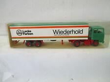 """Wiking 1/87 540 FORD autoarticolati """"vernici-colori"""" ws3818"""