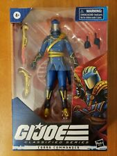 "GI joe Classified Series Cobra Commander Regal Variant Hasbro Pulse ""IN HAND"""