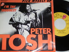 "7"" - Peter Tosh Pick myself up & I´m the Toughest - 1978 # 6286"