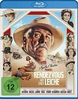 Poirot: Rendezvous mit einer Leiche (Agatha Christie)[Blu-ray/NEU/OVP] P.Ustinov