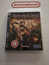 Golden Axe Beast Rider PS3 Playstation, Supplied by Gaming Squad Ltd