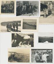 Foto Konvolut Wehrmacht Soldaten  9 Stück 2.WK gemischt (J594)
