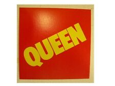 Queen Poster Freddie Mercury Band Brian May Flat