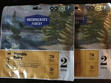 Backpacker's Pantry - 102503 Vegetable Medley 2 Pack