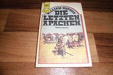 William Hopson -- die LETZTEN APACHEN // Heyne Western Taschenbuch 1. Aufl. 1971