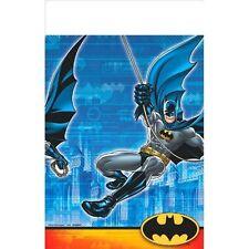 Batman Birthday Party Tablecover 54 x 96 Plastic