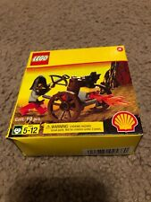 Lego 2540 Castle Knight Flame Cart Shell Set 4 New In Package From 2000