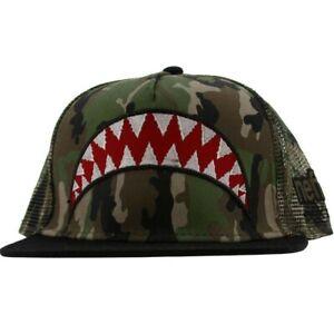 Neff Thunderbolt Snapback Cap (jungle)