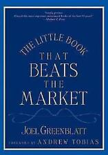 The Little Book That Beats the Market (Little Books..., Joel Greenblatt Hardback