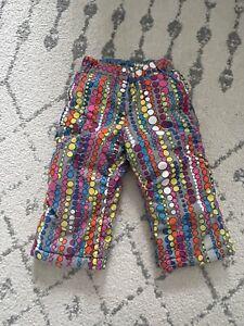 Snow Pants Girls 2t