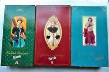 1994 1995 1996 LOT OF 3 NRFB HALLMARK SPECIAL EDITION BARBIE 15621,14106,12579