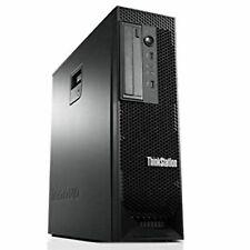 Lenovo C30  Workstation Quad Core 2x Xeon E5-2609V2 -32GB DDR3 RAM -2TB HDD-HDMI