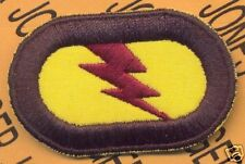 75th Inf Airborne Ranger LRP LRRP para oval patch #11