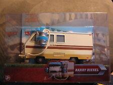 Disney Pixar Cars Barry Diesel Mattel Exclusive