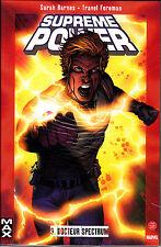 MARVEL MAX  SUPREME POWER   N° 3 :DOCTEUR SPECTRUM    PANINI COMICS