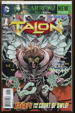 TALON #0-5 VERY FINE 2012 NEW 52 1st PRINTS