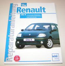 Reparaturanleitung Renault Clio II - ab 1998 !