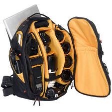 Professional DSLR Camera Backpack Handbag Camcorder 17'' Laptop Bag Canon Sony