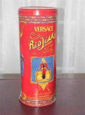 Versace Red Jeans Giant Tin Factice Dummy Display (With Dent)