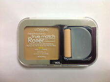 L'Oreal True Match Roller Perfecting Roll On Makeup NATURAL BEIGE #W4 NEW.
