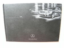Catalogue / brochure MERCEDES - BENZ AMG de 06 / 2004 couverture cartonnée