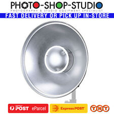 Fotolux Beauty Dish 41cm Silver with Bowens Mount #BD42BOW-SV *Aus stock*