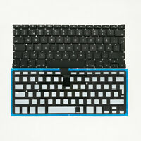 """Sweden Swedish Keyboard With Backlight For Macbook Air 13"""" A1369 A1466 2011-2017"""