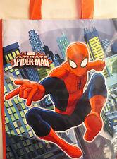 Large Spiderman Party Bag 33cm X 28cm