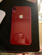 Apple iPhone XR (PRODUCT)RED - 64GB - (AT&T) A1984 (CDMA + GSM)