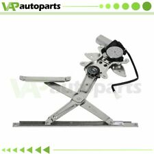 For 1998 02 Toyota Corolla Chevy Prizm Power Window Regulator Front Lh With Motor Fits 2002 Toyota Corolla