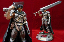 BERSERK Statue Art of War Guts:Black Swordsman Episode of Birth Feast*limited 2*