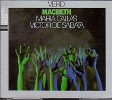 Verdi: Macbeth / De Sabata, Callas, Tajo, Mascherini, Penno, Milano 7.12.1952 CD