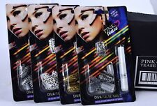 Glitter Animal Print Diva False Nails Girls Party Gift Bag Filler Prizes Favours