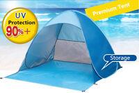 Beach Tent UV Sun Shelter Lightweight Beach Sun Shade Canopy Cabana Tents
