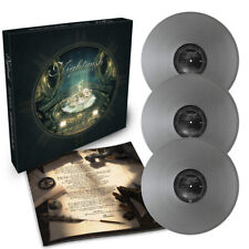 NIGHTWISH DECADES SILVER VINYL BOX SET 300 COPIES  NEW & SEALED
