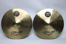 Stagg Hi Hat Medium Regular Becken 14 Zoll