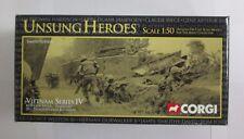 "Corgi Diecast M35 ""Gamblers"" Gun Truck #US50206 Unsung Heroes Vietnam Series IV"