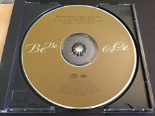 BEBE & CECE WINANS If Anything ever Happened To You PROMO DJ CD Single 1994