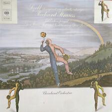 STRAUSS - TILL EULENSPIEGEL DON JUAN - SZELL CLEVELAND ORCHESTRA - Vinyl - LP F8
