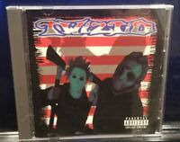 Twiztid - The Cryptic Collection CD 1031-2 1st Press insane clown posse mr bones